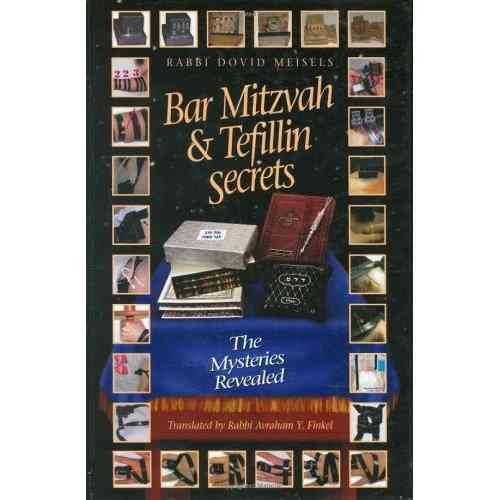 Bar Mitzvah & Tefilin Secrets
