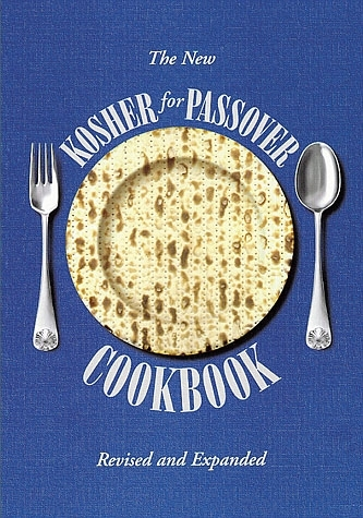 New Kosher for Passover Cookbook