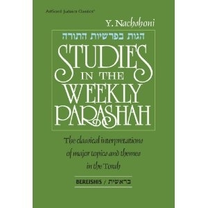 Studies in the Weekly Parashah 1: Bereishis