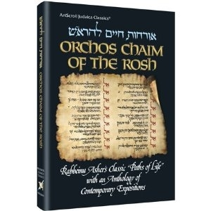 Orchos Chaim of the Rosh: [Orhot hayim]