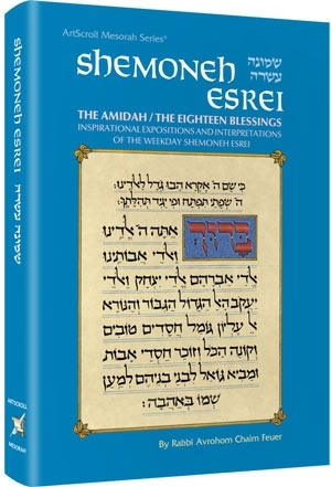 Shemoneh Esrei (the Amidah)