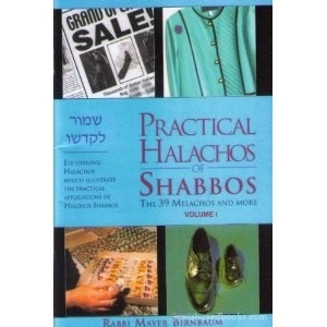 Practical Halachos of Shabbos