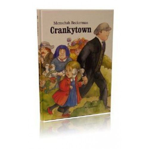 My Smiling World (02): Crankytown