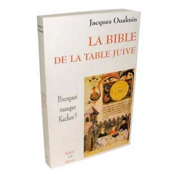 La Bible de la Table juive